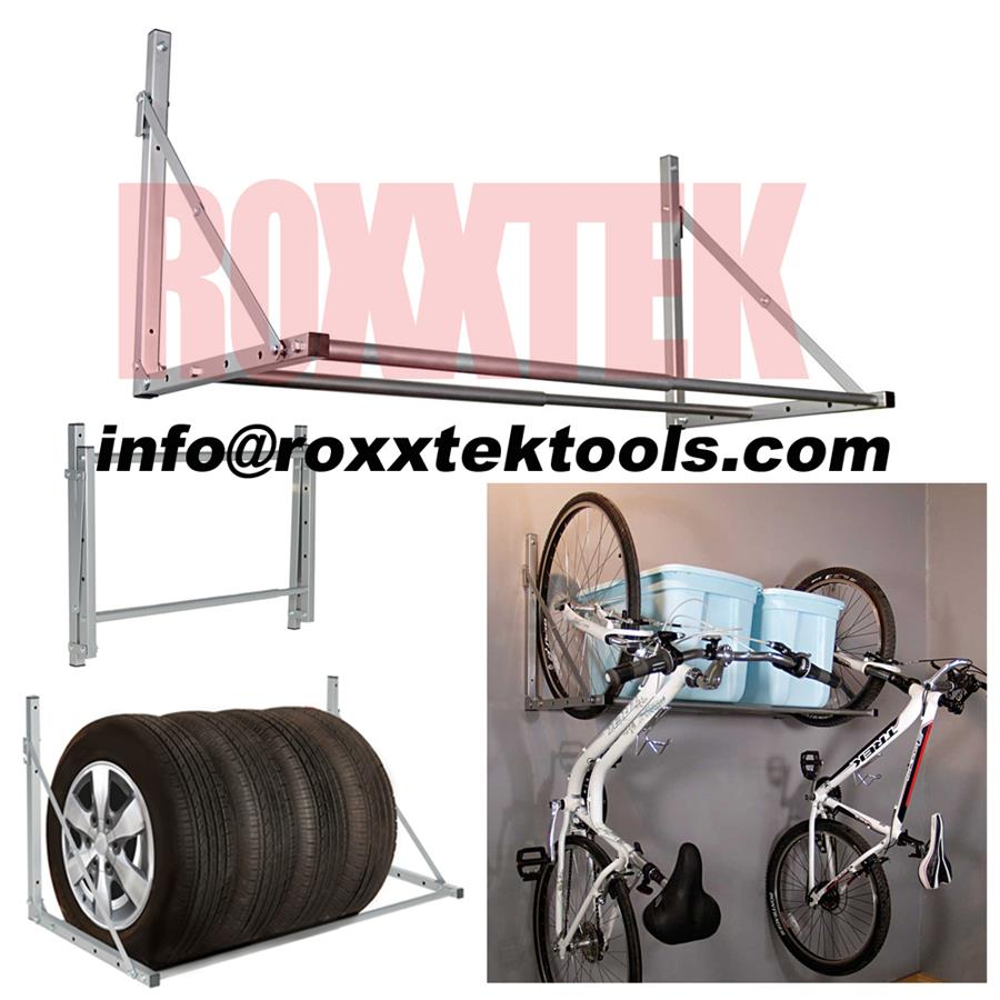 WTR003 Wall Mounted Tire Rack