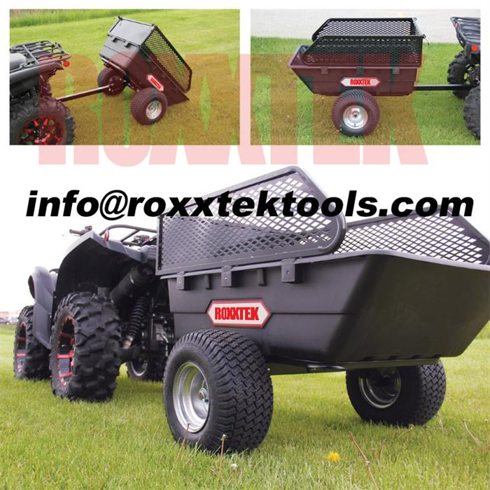 UT1500 Off-Road Utility Trailer