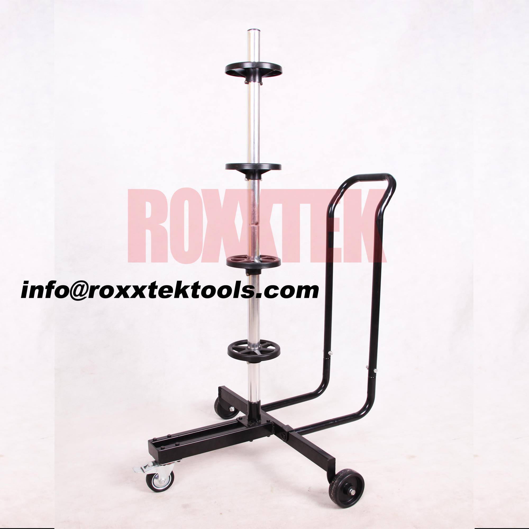 MTR02 Mobile Tire Storage Rack